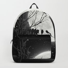 Moon Bath, Birds On A Wire Backpack