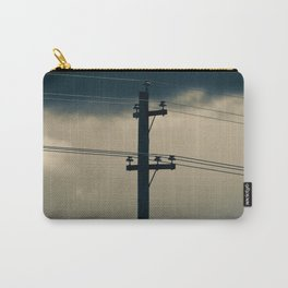 Telephone Pole Carry-All Pouch