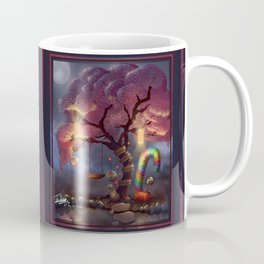 Candy Wonderland Tree Coffee Mug