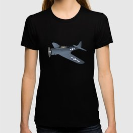 WW2 Douglas SBD-6 Dauntless Airplane T-shirt