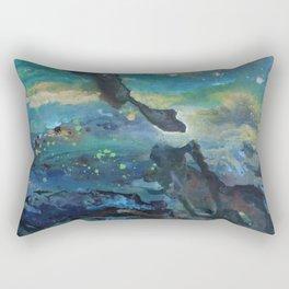Epoch Triptych 1 Rectangular Pillow