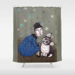 What do you think? Shower Curtain
