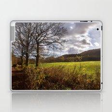 Country Lane Laptop & iPad Skin