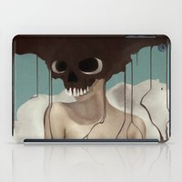 death iPad Cases featuring Death By Chocolate by Ruben Ireland
