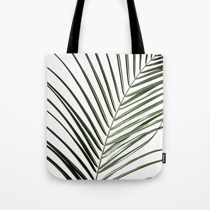 Palm Leaves 8 Tote Bag