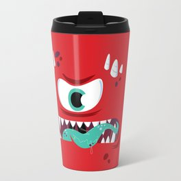 Baddest Red Monster! Travel Mug