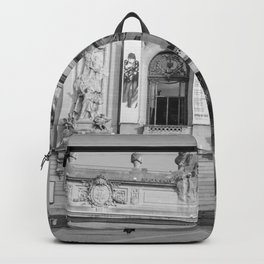 Opéra de Lille, France Backpack