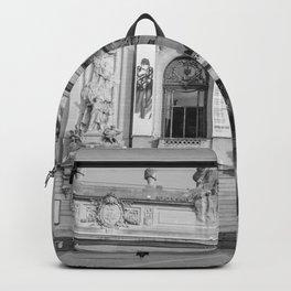 Opéra de Lille, France Backpack