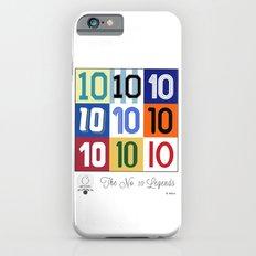 The No. 10 Legends Slim Case iPhone 6s