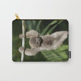 Hanging Around - Baby Three-toed Sloth Carry-All Pouch