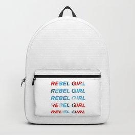 REBEL GIRL  Backpack