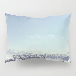 The alps Pillow Sham