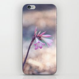 Standing Beauty iPhone Skin