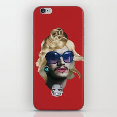 Emile Hirsch as a natural blonde iPhone & iPod Skin