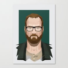 Goodbye, Walt Canvas Print
