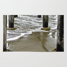 Water Under the Bridge Rug