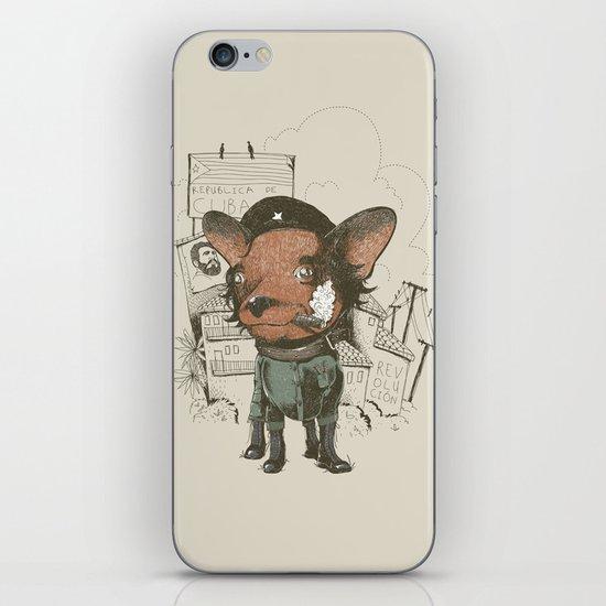 Che huahua iPhone & iPod Skin