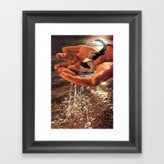 Third Quarter Framed Art Print