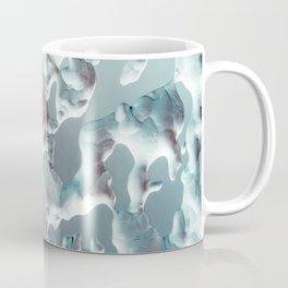 Green Ice Close Up Coffee Mug