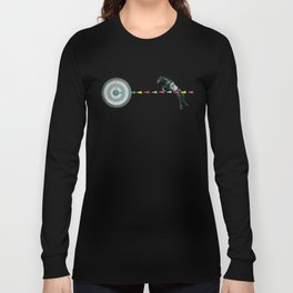 On Target : Sagittarius Long Sleeve T-shirt