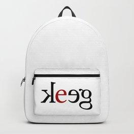 geek_blk Backpack