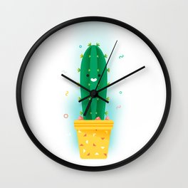 The Cactypes Collection: Larry Wall Clock