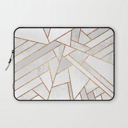 White Night Laptop Sleeve