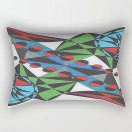 Flower Power 1 Rectangular Pillow