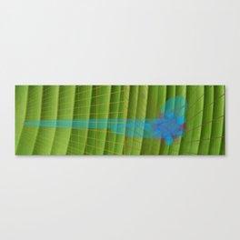 geometric kaos Canvas Print