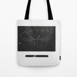 Dark carousels Tote Bag