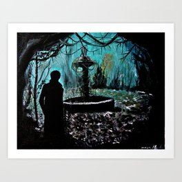 Lithuania - Hannibal Art Print