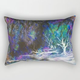 Utsukushii Yume ( Beautiful Dream ) Rectangular Pillow