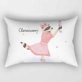 Claraccoon Rectangular Pillow