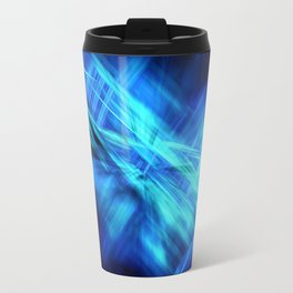 cracked time Travel Mug