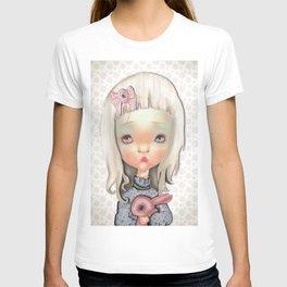 ppinkydolls art print T-shirt