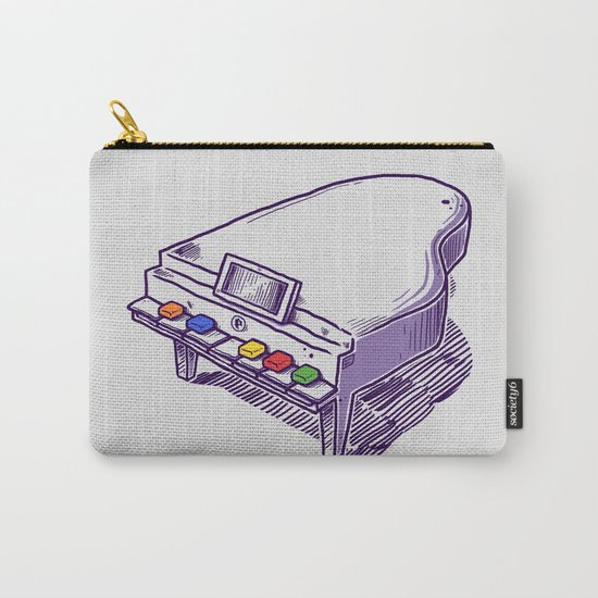 Classical Hero Carry-All Pouch