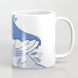 Shroom Graphic Coffee Mug