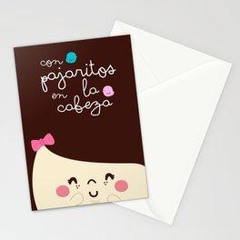 Pajaritos en mi Cabeza Stationery Cards