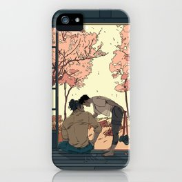 Summer Home iPhone Case