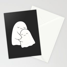 Ghost Hug - Soulmates Stationery Cards