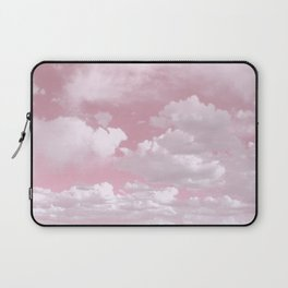 Clouds in a Pink Sky Laptop Sleeve