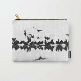Long-billed Dowitchers Carry-All Pouch