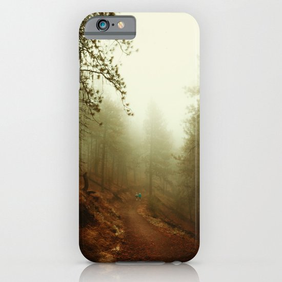 Autumn in Ponderosa Pines Forest iPhone & iPod Case