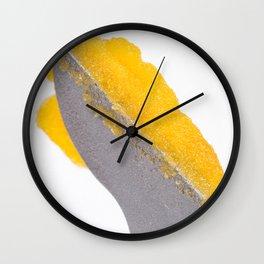 Sour Diesel Loud Resin Wall Clock