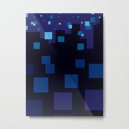 Abstract#1 Metal Print