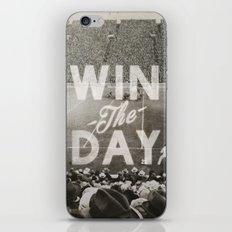 Win the Day iPhone & iPod Skin