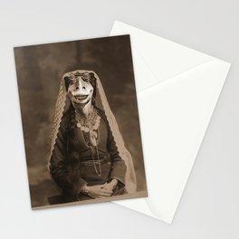 Lady Jar Jar Stationery Cards