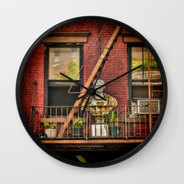 The Centurion Wall Clock