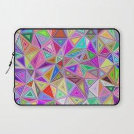 Triangular happiness Laptop Sleeve