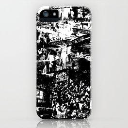 Commercial Drive iPhone Case